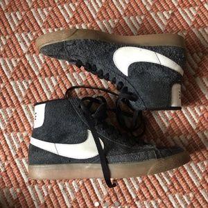 Rare Nike hightops